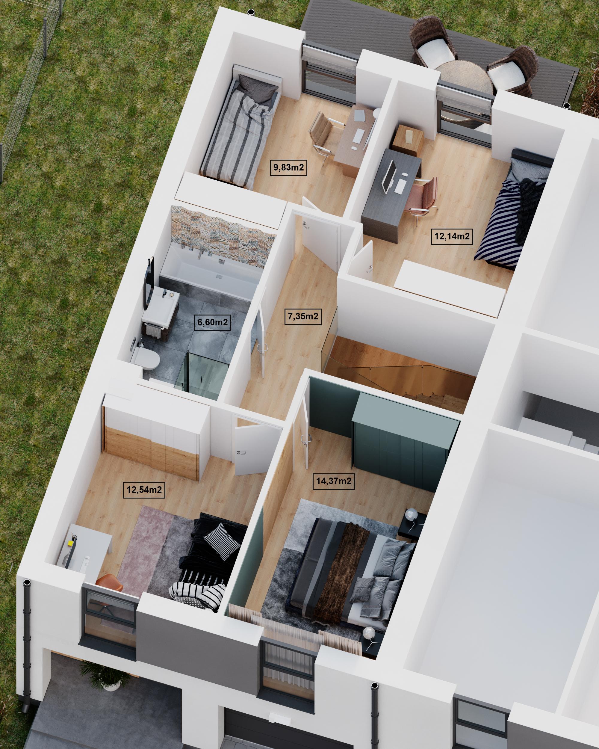 Viz 6 - Piętro